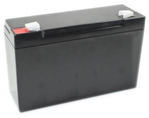 Ersatzbatterie für USV-Anlagen - symbolhafte Abbildung