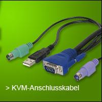 KVM-Anschlusskabel