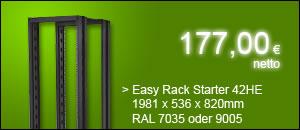 """42HE 19"""" Laborgestell nur 177,00 netto"""