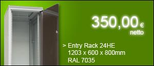 """19"""" Netzwerkschrank 24HE 600*800 nur 350,00 netto"""